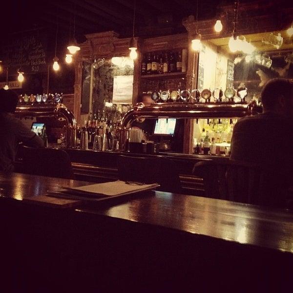 9/29/2012にrich g.がThe Porterhouse at Fraunces Tavernで撮った写真