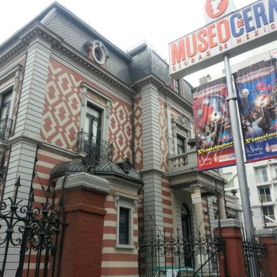 รูปภาพถ่ายที่ Museo de Cera โดย Herlindo Q. เมื่อ 1/20/2013