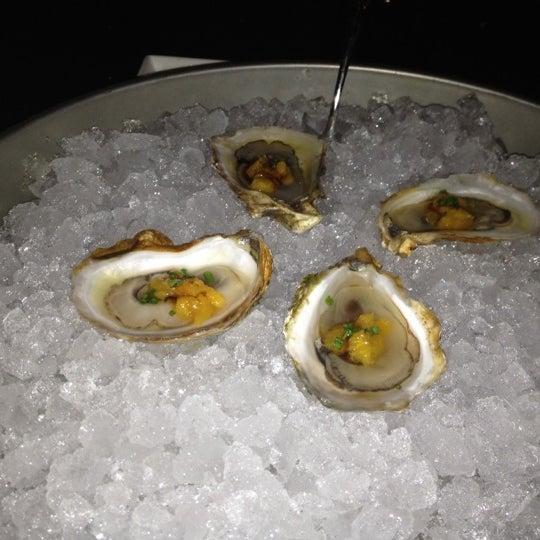 Mmmm oysters!