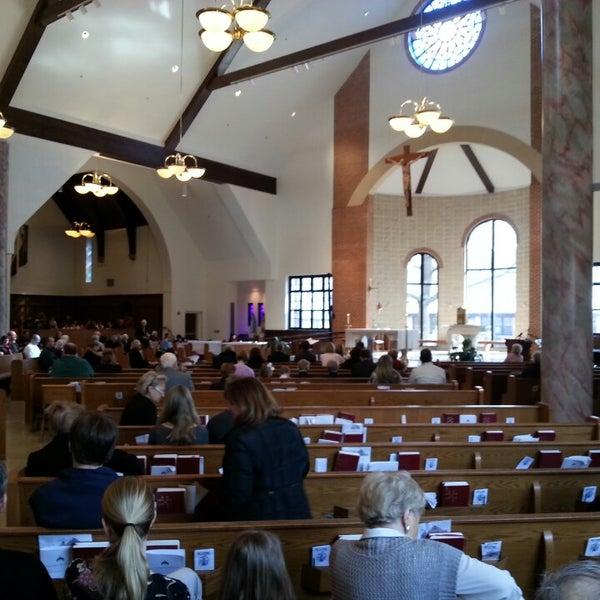 St  Jane Frances de Chantal Church - Church