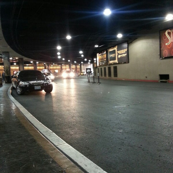 Photos at Planet Hollywood Parking Garage - The Strip - 3645