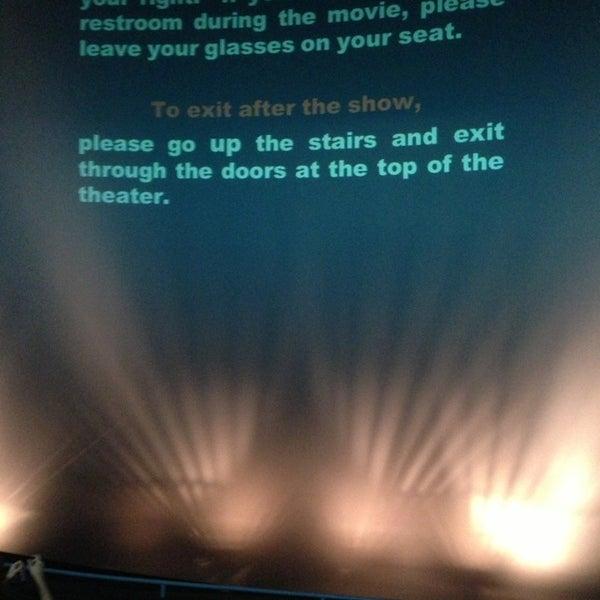 Photo prise au Autonation IMAX 3D Theater par Jose G. le7/17/2013