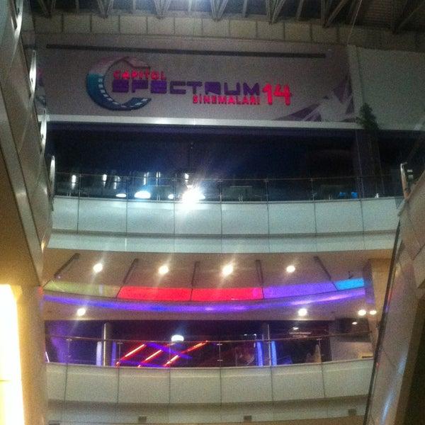 Снимок сделан в Spectrum Cineplex пользователем Alp A. 3/7/2013