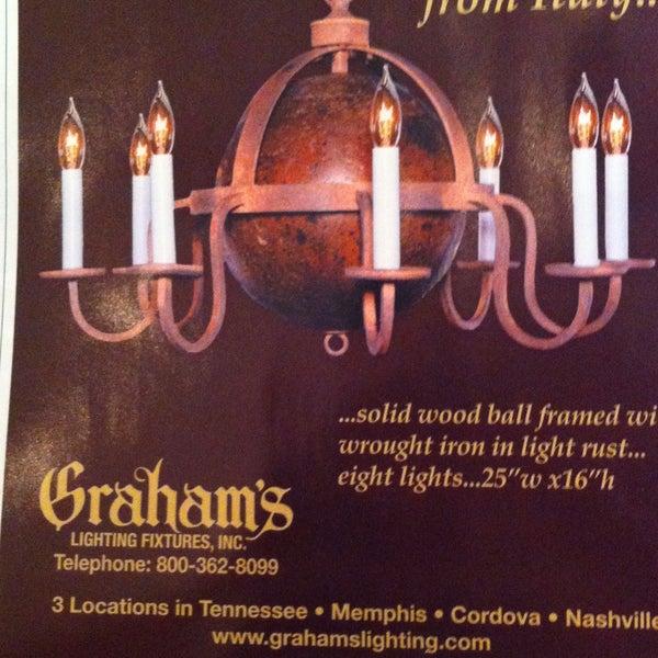 Photos At Graham S Lighting Midtown Memphis Tn