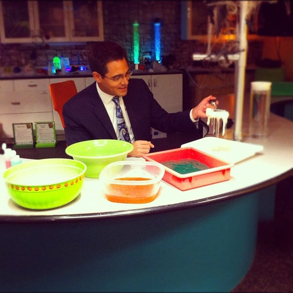 Photo taken at Children's Museum of Houston by Henry's Hungry Houston on 10/31/2012