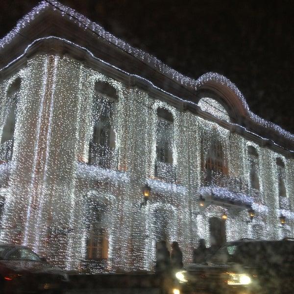 12/30/2012 tarihinde Marioziyaretçi tarafından Cafe Pushkin'de çekilen fotoğraf