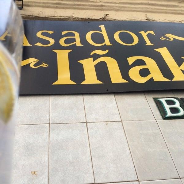 Foto tirada no(a) Asador Iñaki por Jorge D. em 7/6/2014