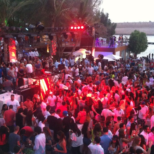 Foto tirada no(a) Blue Marlin Ibiza por Donna B. em 5/4/2013