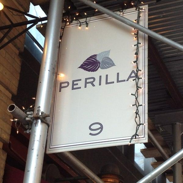 Das Foto wurde bei Perilla von Roy J. am 3/10/2013 aufgenommen