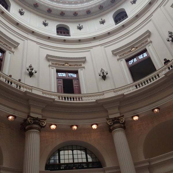 Photo taken at Centro Cultural Banco do Brasil (CCBB) by Edione S. on 4/23/2013