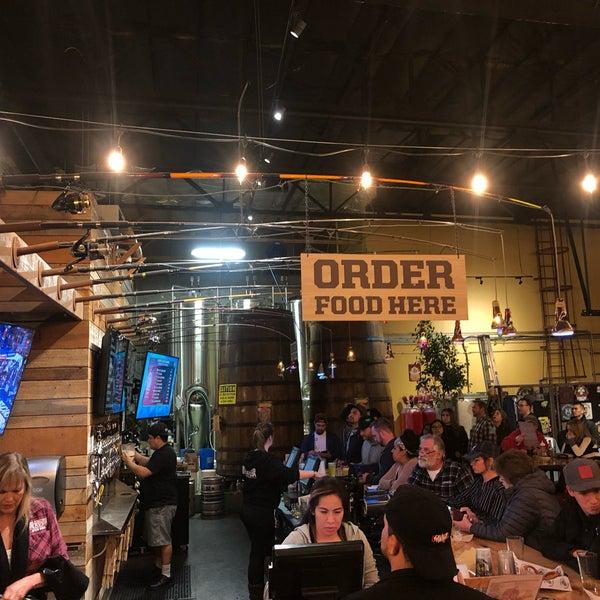 2/9/2019にMikael V.がBelching Beaver Breweryで撮った写真
