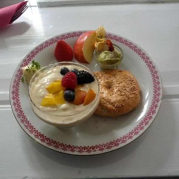 Veganes Frühstück am Wochenende