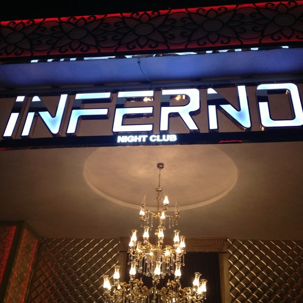 รูปภาพถ่ายที่ Club Inferno โดย İsmail E. เมื่อ 5/29/2013