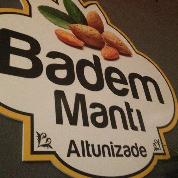 Das Foto wurde bei Badem Mantı von Ozlem B. am 12/22/2012 aufgenommen