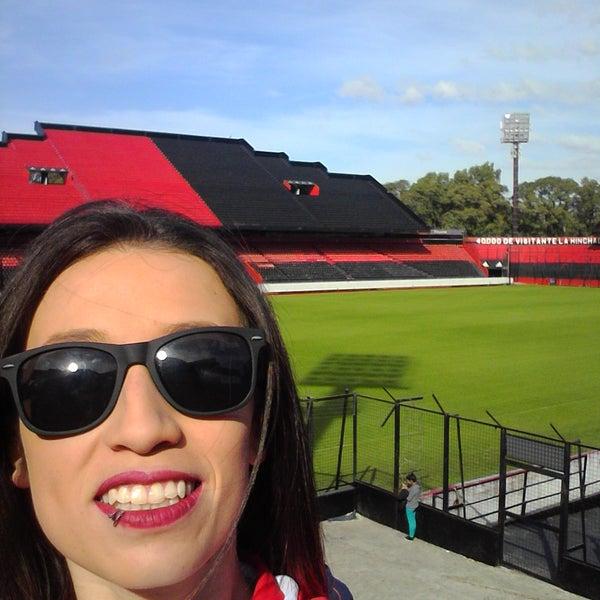 8/21/2016 tarihinde Tatiana R.ziyaretçi tarafından Estadio Marcelo Bielsa (Club Atlético Newell's Old Boys)'de çekilen fotoğraf