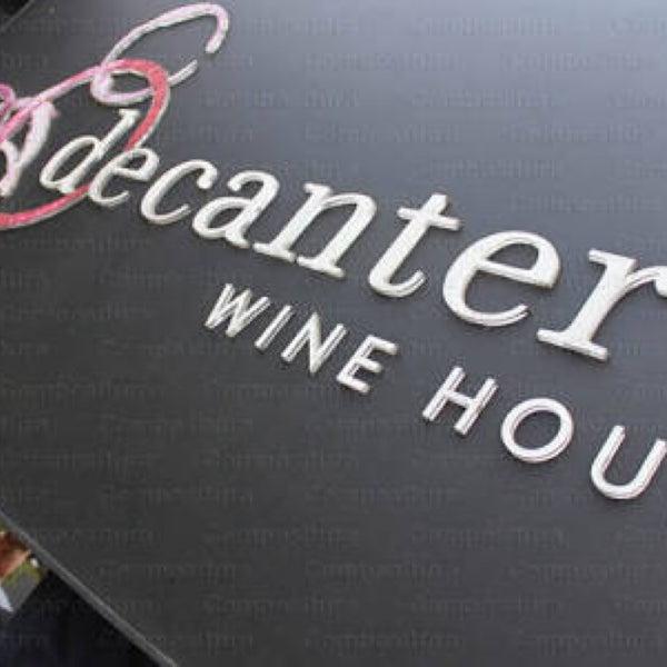 Снимок сделан в Decanter Wine House пользователем Danny K. 5/11/2018