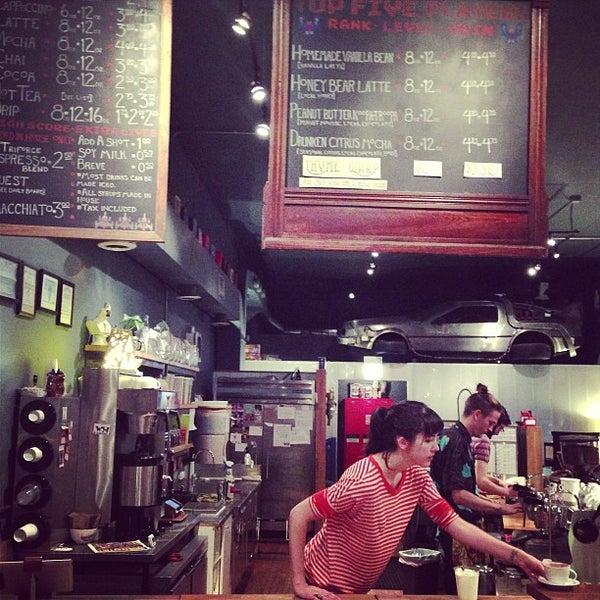 8/5/2013에 Michael O.님이 The Wormhole Coffee에서 찍은 사진