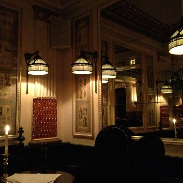 Foto diambil di Hôtel Costes oleh Pedro F. pada 1/1/2013