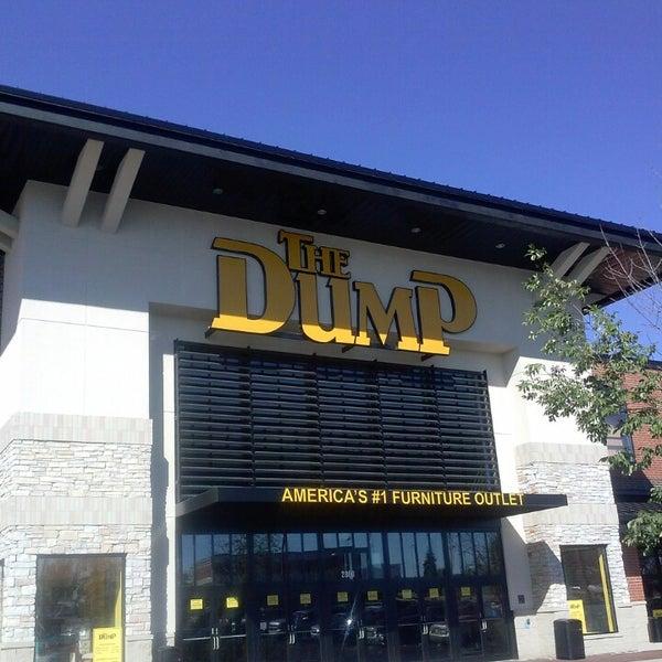 The Dump Furniture Store: Furniture / Home Store In Lombard