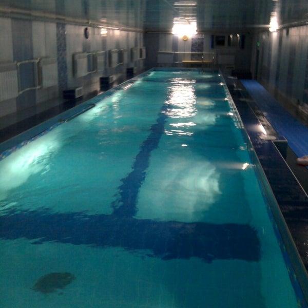 Фото бассейн на платформе громово