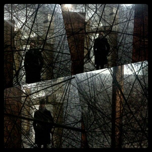 Foto scattata a CCC Strozzina da Aeryn I. il 12/2/2012