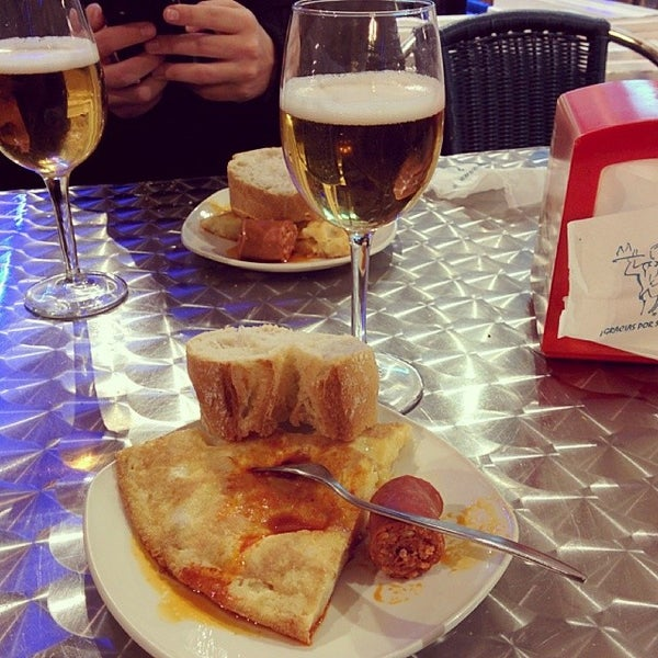 Снимок сделан в Bar Deportivo Alavés пользователем Gorka 12/16/2013