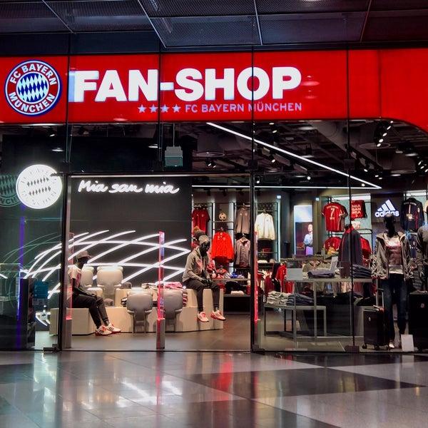 Fc Bayern Fanshop Sporting Goods Shop