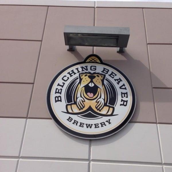4/7/2013にEvanがBelching Beaver Breweryで撮った写真