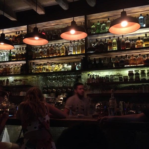 Photo taken at EL BARÓN - Café & Liquor Bar by Jennifer 8. L. on 9/24/2019