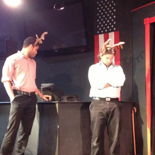 10/26/2012에 Kristen H.님이 Brave New Workshop Comedy Theatre에서 찍은 사진
