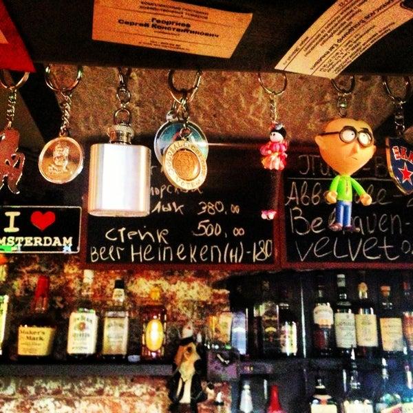 4/6/2013 tarihinde Li M.ziyaretçi tarafından Thistle Pub'de çekilen fotoğraf