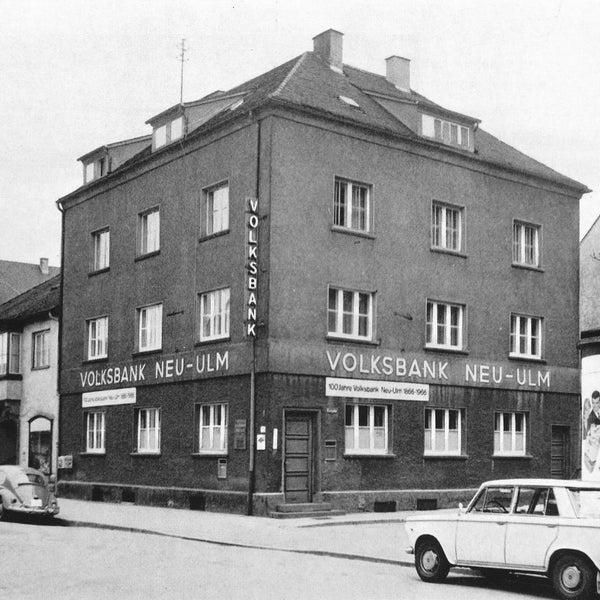 Photos At Vr Bank Neu Ulm Eg Geschäftsstelle Neu Ulm Bank In Neu Ulm