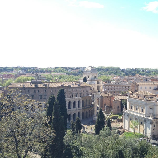 Photos At Terrazza Caffarelli Scenic Lookout In Roma