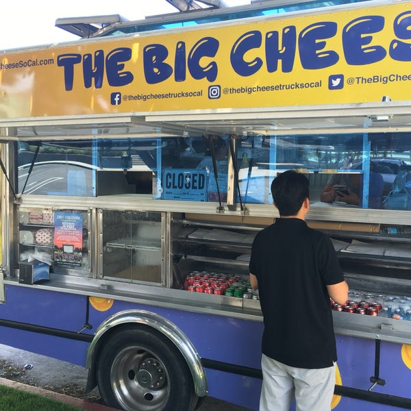 Photos At The Big Cheese Food Truck Central Hollywood Los
