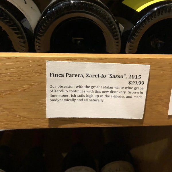 Photo prise au Flatiron Wines & Spirits - Manhattan par Michael R. le9/28/2018