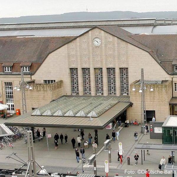 Post Karlsruhe Hauptbahnhof