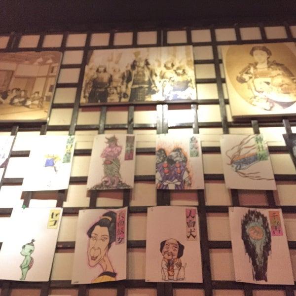 9/5/2015 tarihinde David R.ziyaretçi tarafından Banyi Japanese Dining'de çekilen fotoğraf