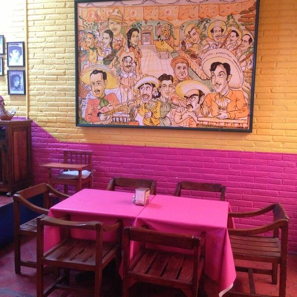 Foto tomada en El Rincón Mexicano por Oscar F. el 2/27/2013