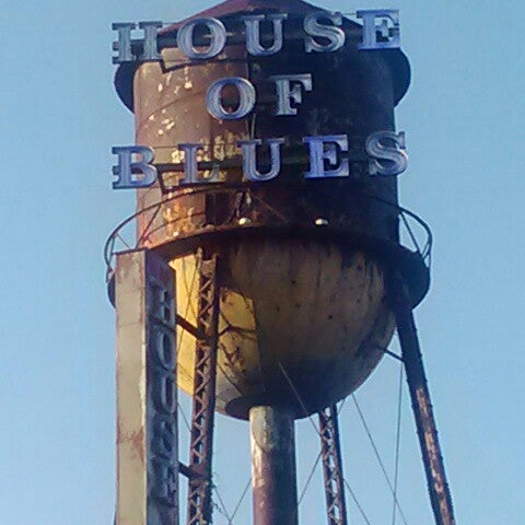 5/29/2013에 Luis E.님이 House of Blues에서 찍은 사진