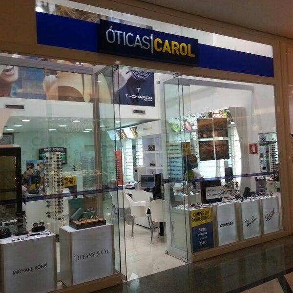 Óticas Carol - Jardim Paulistano - Shopping Eldorado b0037130c9
