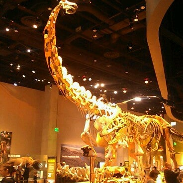 Foto tirada no(a) Perot Museum of Nature and Science por Sam G. em 12/10/2012