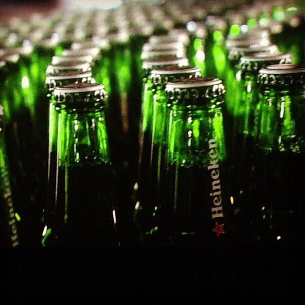Das Foto wurde bei Heineken Experience von Selcuk G. am 10/26/2013 aufgenommen