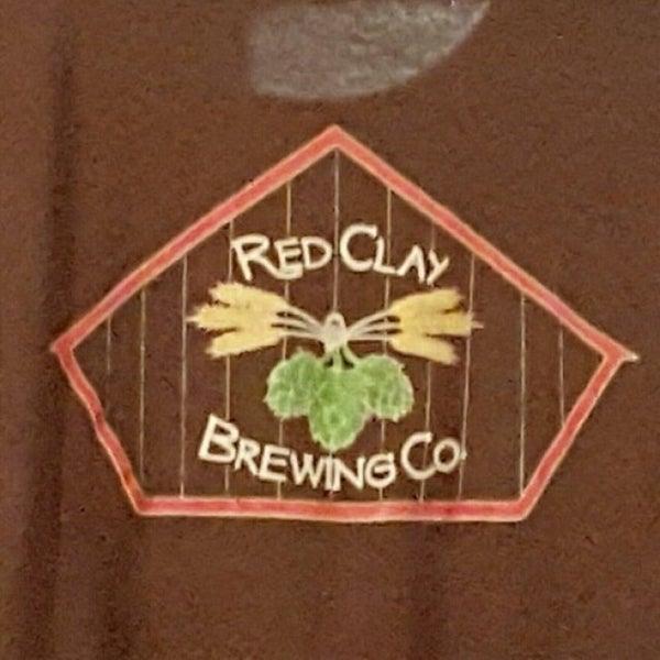 Das Foto wurde bei Red Clay Brewing Company von Doug B. am 3/12/2016 aufgenommen
