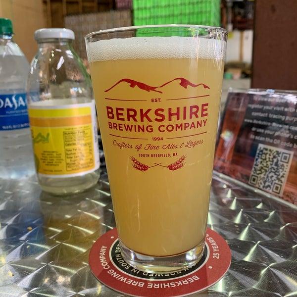 Photo prise au Berkshire Brewing Company par Michael C. le7/26/2020