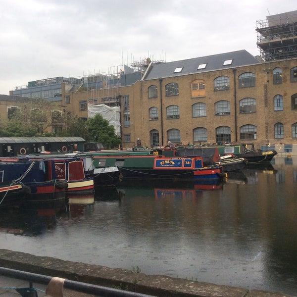 รูปภาพถ่ายที่ London Canal Museum โดย Ian M. เมื่อ 5/18/2017