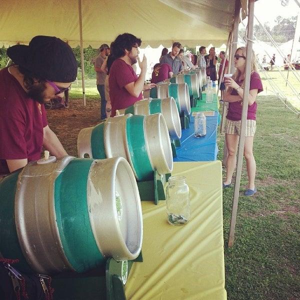 4/12/2014にAndy R.がTerrapin Beer Co.で撮った写真