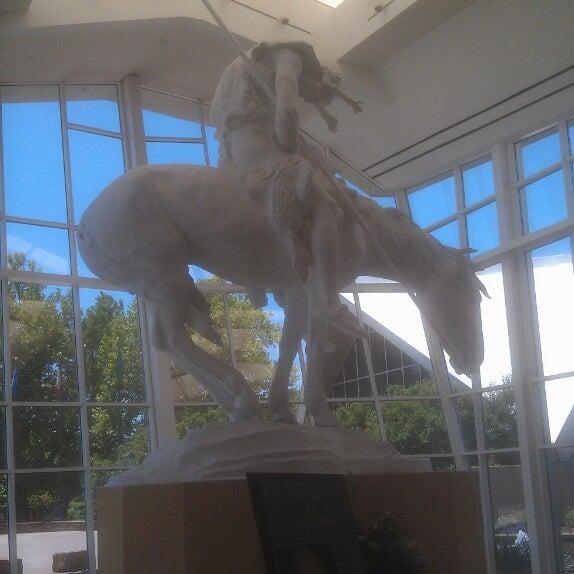 Foto tomada en National Cowboy & Western Heritage Museum por Robertson M. el 7/22/2013