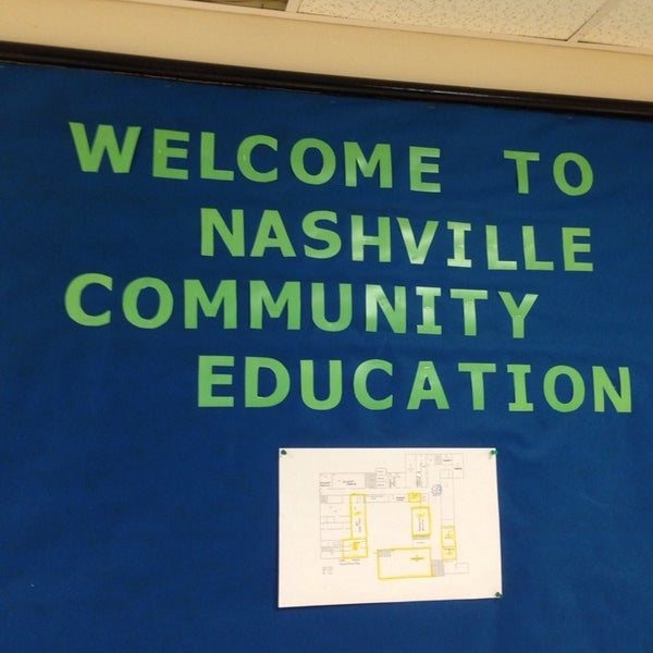 Cohn adult learning center nashville tn