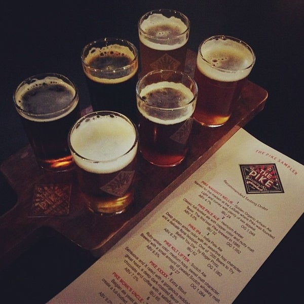 Das Foto wurde bei Pike Brewing Company von Sean R. am 9/6/2013 aufgenommen