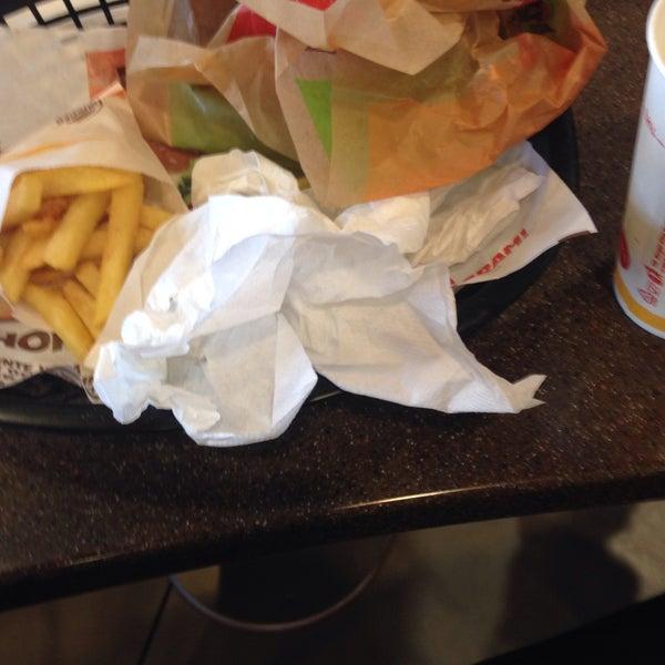 burger king backaplan